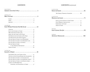 View Table of Contents